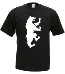 game of thrones house mormont here we stand men's t-shirt tee many colors