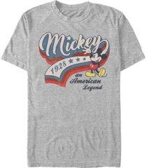 fifth sun men's baseball americana short sleeve t-shirt