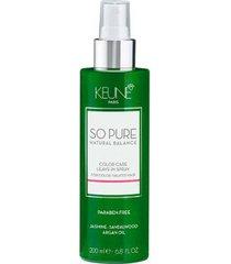 leave-in spray keune so pure color care 200ml