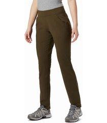 pantalon mujer camn crest marrón columbia