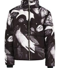 424 x wu-tang clan padded jacket - grey