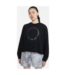 blusão nike sportswear icon clash feminino
