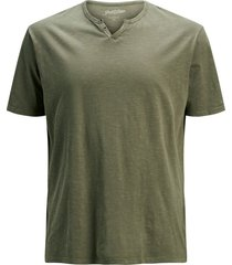 jack & jones t-shirt groen plus size