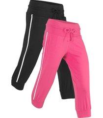 pantaloni in felpa (fucsia) - bpc bonprix collection