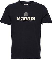 rayden tee t-shirts short-sleeved svart morris