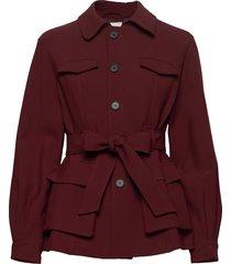 jelline jacket blazer kavaj röd blanche
