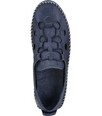 skor gemini marinblå