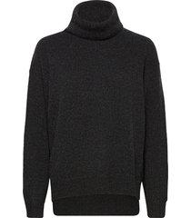 molly roll-neck sweater turtleneck coltrui grijs filippa k
