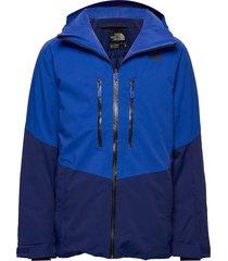 m chakal jkt outerwear sport jackets blå the north face