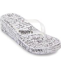 dkny jazzi thong sandals