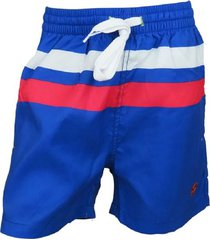 short de baño azul topper slim