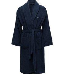 terry robe morgonrock badrock blå gant
