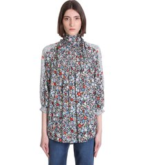 see by chloé blouse in black polyester