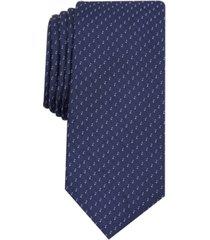 alfani men's cicero mini-dot tie, created for macy's