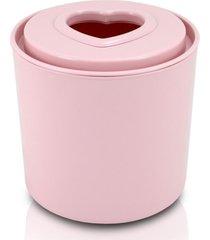 (lifestyle) porta papel higiênico rosa