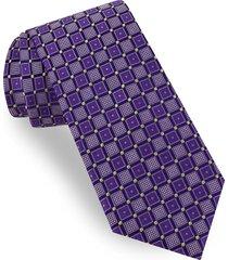 men's ted baker london outline box silk tie