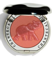 chantecaille philanthropy cheek shade - smitten - elephant