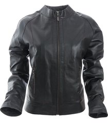 chaqueta sasha negro bosi