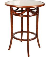 mesa de bar carvalho americano