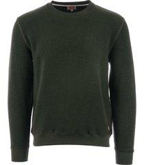 armor lux crew neck sweatshirt - aquilla 77357