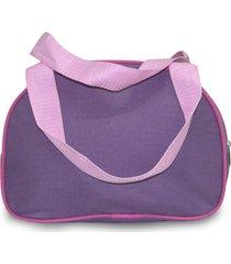 bolsa para bebê baby style litle rosa