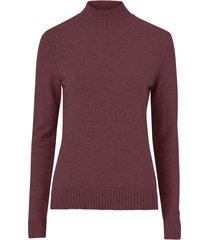 tröja viril l/s turtleneck knit top fav