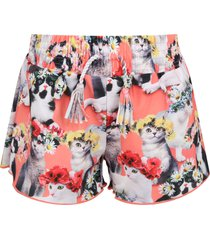 molo multicolor shorts nicci for girl with cats
