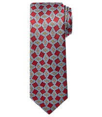 reserve collection oblong medallion tie - long clearance