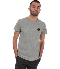 mens b-logo camo t-shirt