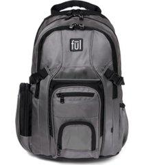 "ful tennman laptop backpack, 17"" laptop sleeve"