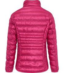 gewatteerde jas van brax feel good roze