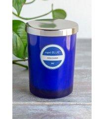 capri blue® volcano candle tumbler 8 oz - cobalt