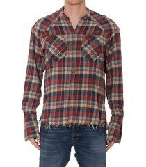 greg lauren cowboy shirt