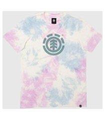 camiseta element cloud masculina