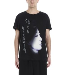yohji yamamoto yuka asakura t-shirt
