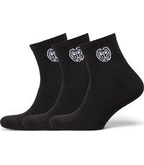 gila ankle tech socks 3 pack ankelstrumpor korta strumpor svart bidi badu