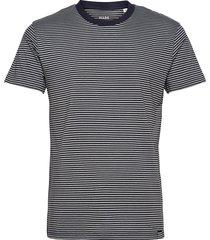 organic mini thor tee t-shirts short-sleeved blå mads nørgaard