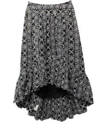 inc cotton eyelet embroidered maxi skirt, created for macy's