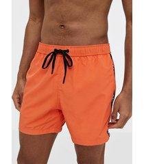 björn borg swim shorts salem salem badkläder orange