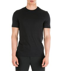 men's short sleeve t-shirt crew neckline jumper 2 pack slim fit