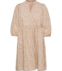 srdana dress printed dresses everyday dresses beige soft rebels