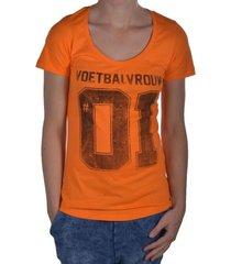 catwalk junkie t-shirt soccergirl