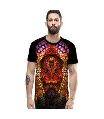 camiseta stompy raglan modelo 12 masculina