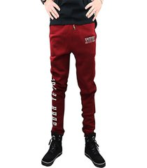 pantalon jogger btr rojo spitfire