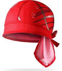 uomini donne outdoor equitazione bicicletta respirabile cappello felpa pirata cappellino arrampicata sport crema solare shamrock