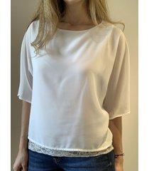 blusa natural caekilia roman