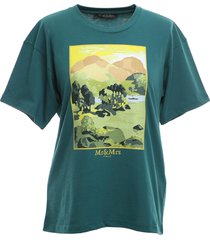 landscape printed t-shirt