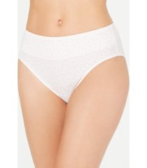 bali women's passion for comfort hi cut lace-waist panty underwear dfpc62
