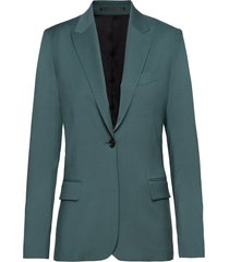 sasha cool wool blazer blazer colbert groen filippa k