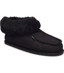 krister slippers tofflor svart shepherd